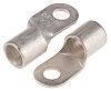 RS PRO Uninsulated Ring Terminal, 8.4mm Stud Size,
