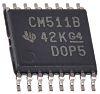 Texas Instruments CD4511BPW, 1 Latch & Decoder, Decoder,