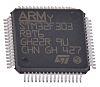STMicroelectronics STM32F303RBT6, 32bit ARM Cortex M4