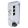 Harting Ethernet Switch, 3 RJ45 port, 24V dc,