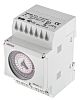 1 Channel Analogue DIN Rail Time Switch Measures