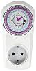 Grasslin Analogue Timer Switch Schuko 230 V ac