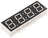 TDCG1060M Vishay 4 Digit 7-Segment LED Display, CC