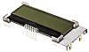 Midas MCCOG21605B6W-SPTLYI Alphanumeric LCD Display Yellow-Green,