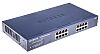 Netgear, 16 port Unmanaged Ethernet Switch, Rack Mount