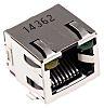TE Connectivity, Female Cat5 RJ45 Socket
