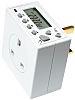 Theben / Timeguard Digital Timer Switch 3-Pin BS
