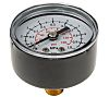 IMI Norgren Back Entry Pressure Gauge 10bar RS Calibration, 18-013-989