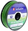 Verbatim 2.85mm Green PLA 3D Printer Filament, 1kg