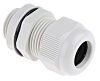 RS PRO M20 Cable Gland With Locknut, Nylon,