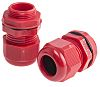 RS PRO M25 Cable Gland With Locknut, Nylon,
