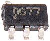 Microchip MCP4716A1T-E/CH DAC, 10 bit- 20.5LSB Soros (I2C), 6-tüskés SOT-23