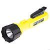Kapesní svítilna NSEX125 C, typ žárovky: LED Spona Ne, rozsah: 144 m, Plast, svítivost: 125 lm Žlutá EX125
