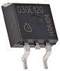 Infineon 1200V 50A, Silicon Junction Diode, 3-Pin D2PAK