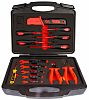 RS PRO 14 Piece Engineers Tool Kit with