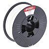 RS PRO 1.75mm White PLA 3D Printer Filament, 1kg