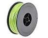 RS PRO 1.75mm Green ABS 3D Printer Filament, 300g