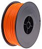 RS PRO 1.75mm Orange ABS 3D Printer Filament, 300g
