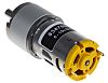 RS PRO Brushed Geared DC Geared Motor, 41.3