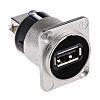 Neutrik USB A to USB B Network Adapter