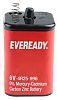 Eveready 996 6V, 11Ah Zinc Chloride Lantern Battery