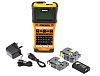 Brother PT-E550WVP Handheld Label Printer With QWERTY Keyboard,