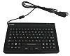 Ceratech Wired Black USB Keyboard, QWERTY (UK)