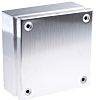RS PRO Junction Box, IP66, 200mm x 200mm x 80mm