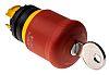 Eaton Panel Mount Round Head Emergency Button -