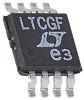 LTC6244HVCMS8#PBF Linear Technology, CMOS, Op Amp, RRO, 50MHz,