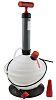 RS PRO Plastic Oil Extractor Vacuum Pump, 5.5L