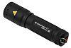 Linterna LED LED, Led Lenser TT Negro, 280 lm, 220 m de alcance