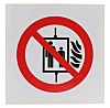 Vinyl Do Not Use Lift in the Event