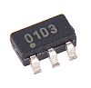 MTCH101T-I/OT Microchip, Capacitive Touch Sensor, 2 → 5.5
