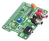 MikroElektronika RaspyPlay4 HiFi Audio Add-On Board for Raspberry