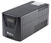 Riello 1000VA Desktop UPS Uninterruptible Power Supply, 230V Output, 600W - Line Interactive