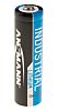 Ansmann Industrial Lithium Iron Disulfide AA Batteries 1.5V