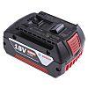Bosch 1600Z00038 4Ah 18V Rechargeable Power Tool Battery,