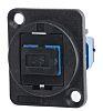 RS PRO Fibre Optic Adapter