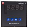 RS PRO On/Off Temperature Controller, 72 x 72mm,