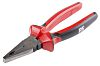 RS PRO Steel Pliers Combination Pliers, 180 mm Overall Length