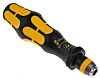 Wera Hex Interchangeable Screwdriver 1/4 in Tip