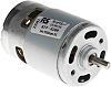 Mellor Electric Brushed DC Motor, 13.6 W, 24