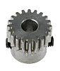 RS PRO Steel 20 Teeth Spur Gear, 10mm