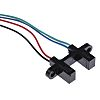 OPB900W55Z Optek, Screw Mount Slotted Optical Switch, Transistor