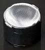 Ledil CA14392_LXP2-O-WAS, Leila Series LED Lens, Asymmetric Round