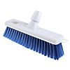 RS PRO Broom, Blue with PET Bristles for