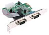 Startech 2 Port PCIe RS232 Serial Board