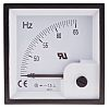 RS PRO Frequency Meter, ±1.5 % 72mm x 72mm