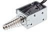 Pull Action DC D-Frame Solenoid, 7mm stroke, 3W,